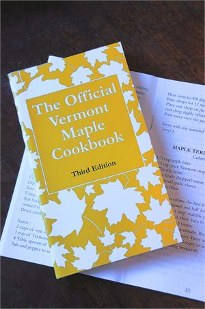 Vermont Maple Cookbook