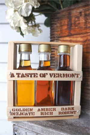 Vermont Maple Syrup Grading Sampler - Large