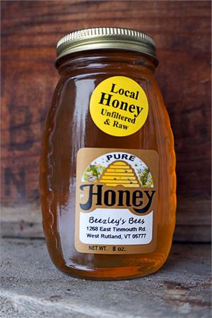 Pure Honey - Vermont Maple Sugar And Spice - 8oz
