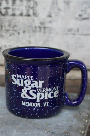 VT Sugar and Spice Campfire Mug - Blue