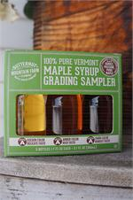 Vermont Maple Syrup Grading Sampler - Small